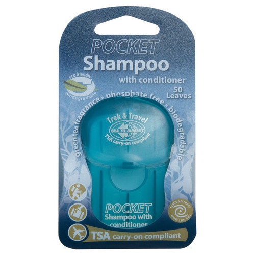 Trek & Travel Pocket Conditioning Shampoo