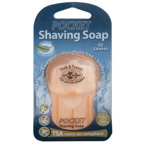 Trek & Travel Pocket Shaving Soap