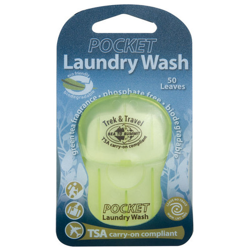 Trek & Travel Pocket Laundry Wash