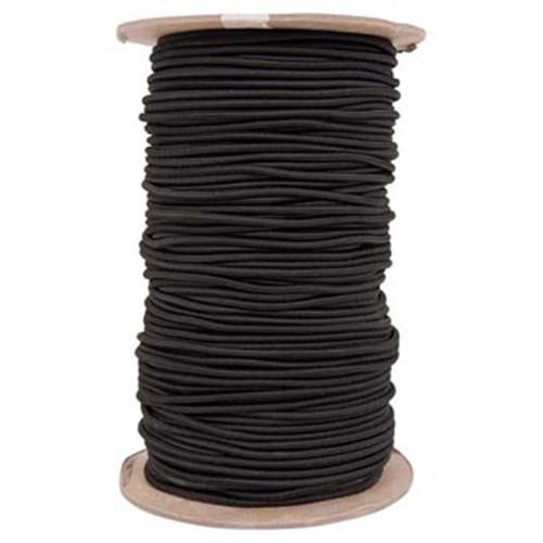 Shock Cord - 3/16 in. - Black
