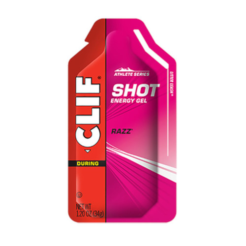 Shot Energy Gel - Razz