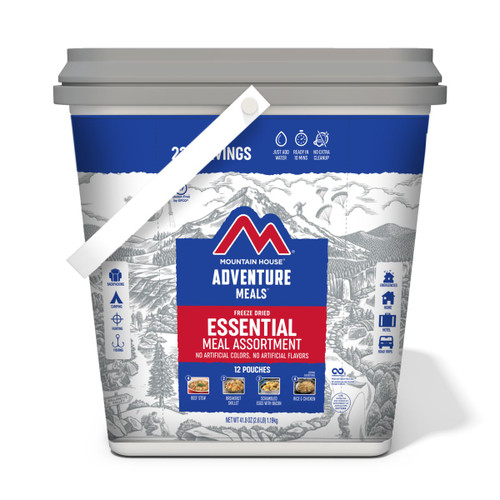 Essential Assortment Bucket