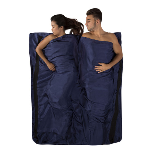 Silk Travel Liner - Double
