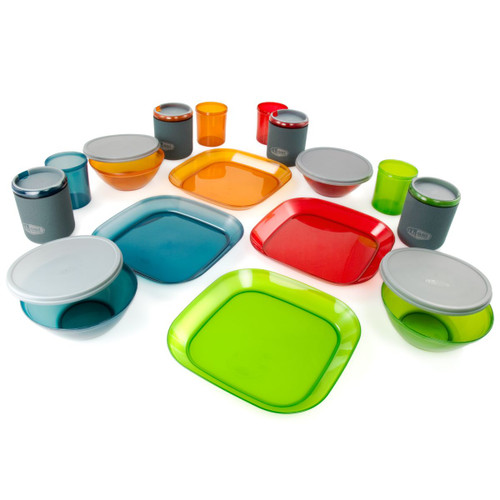 Infinity 4 Person Deluxe Tableset - Multi