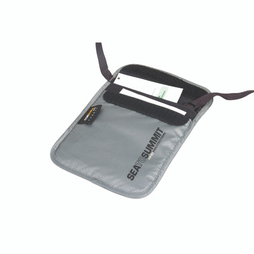 TravellingLight Neck Pouch RFID