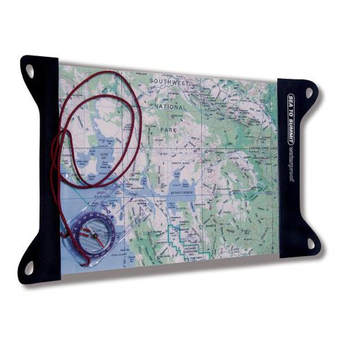 TPU Waterproof Guide Map Case