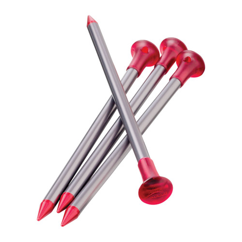 Carbon-Core Stakes - 4 Pack