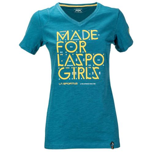 For LASPO Girls T-Shirt - Women's (Closeout)