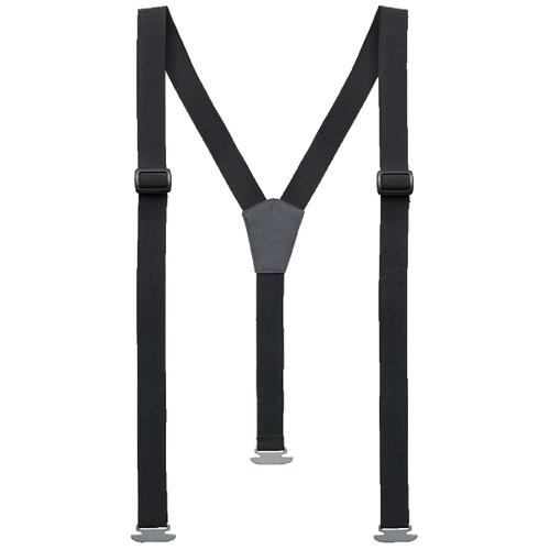 Norrona Suspenders 25mm - Black