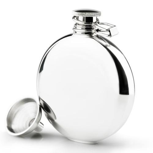 Glacier Stainless 5 fl. oz. Classic Flask