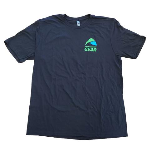 BCG Left Chest Logo Tee - 50/50 Blend - Men's