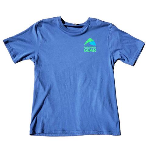 BCG Left Chest Logo Tee - 100 Cotton - Men's