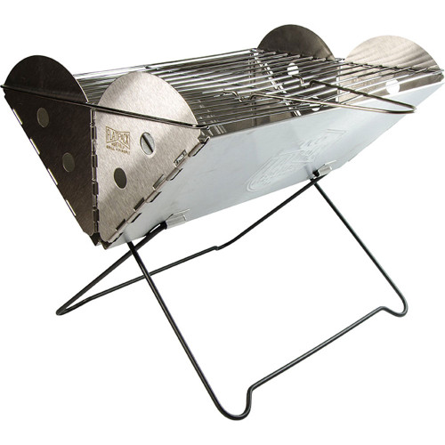 Flatpack Grill & Firepit