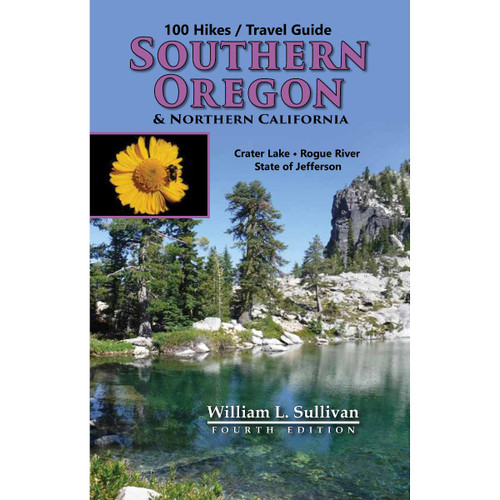 100 Hikes/Travel Guide Southern Oregon & Northern California