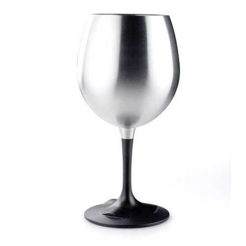Glacier Stainless Nesting Red Wine Glass