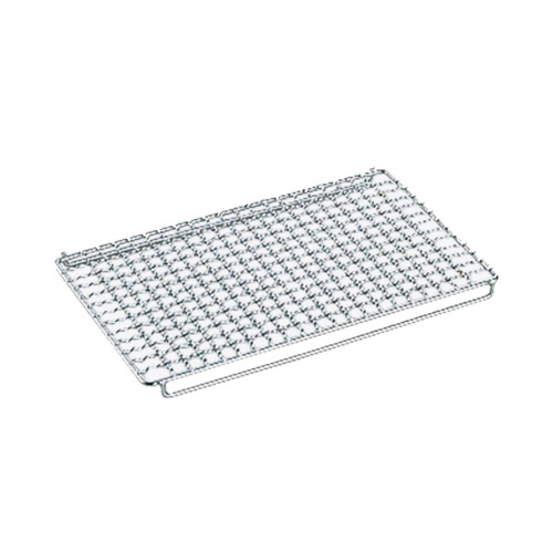 Grill Stainless Half Pro