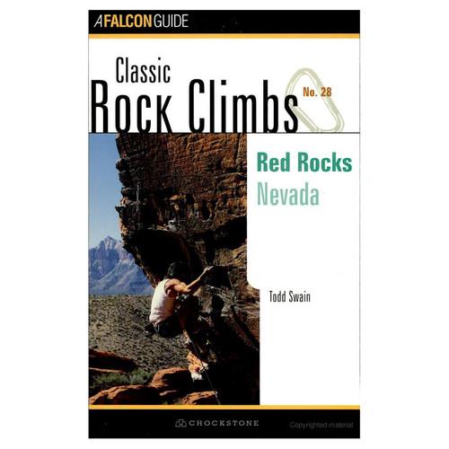 Classic Rock Climbs #28: Red Rocks NV