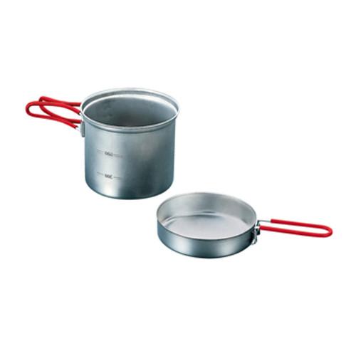 Ti Ultralight Deep Pot - Medium
