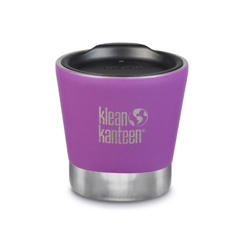 Insulated Tumbler with Lid - 8 oz