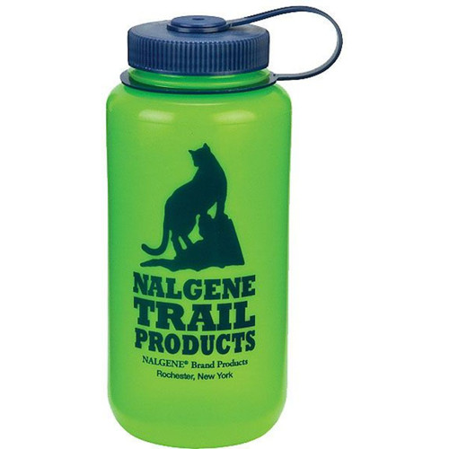 32 oz. HDPE Wide-Mouth Loop Top Bottle
