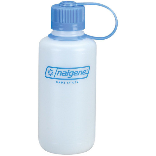 HDPE Narrow-Mouth Loop Top Bottle