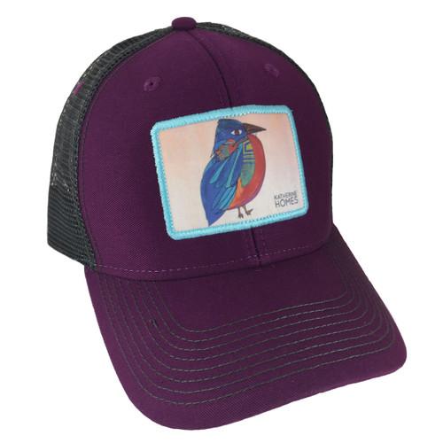 Baseball Hat - Eastern Bluebird