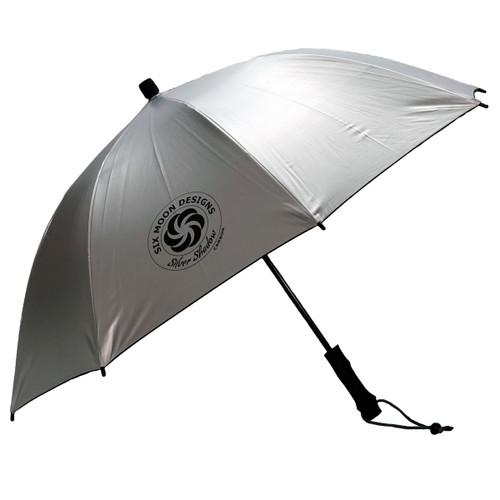 Silver Shadow Carbon Umbrella