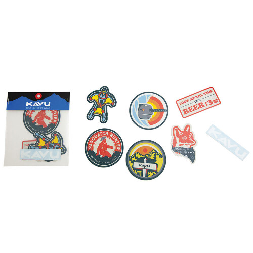 Scout Badges Sticker Pack