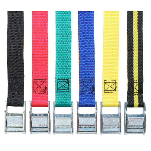Color Coded Strap - 1 inch