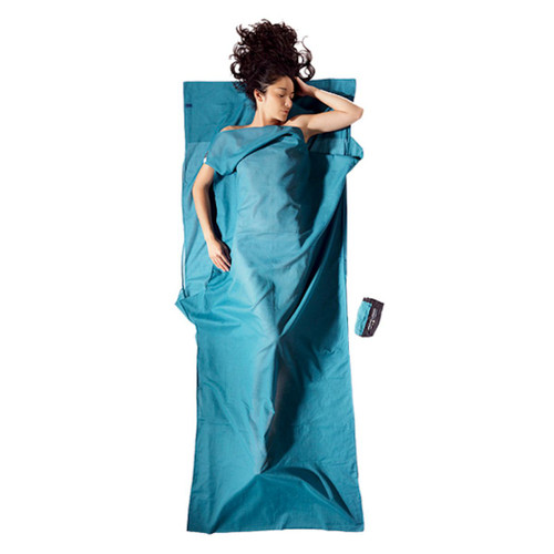Egyptian Cotton TravelSheet with Insect Shield