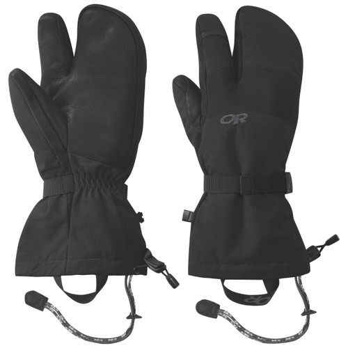 Highcamp 3-Finger Gloves