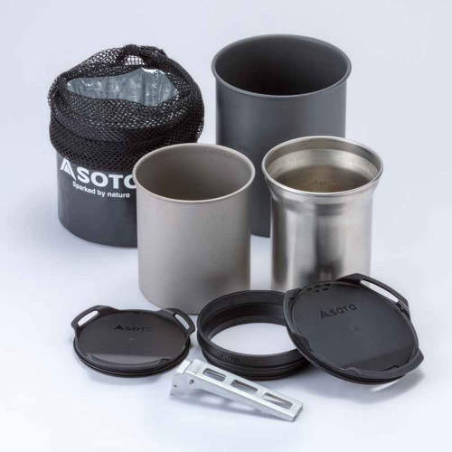 Thermostack Cook Set Combo
