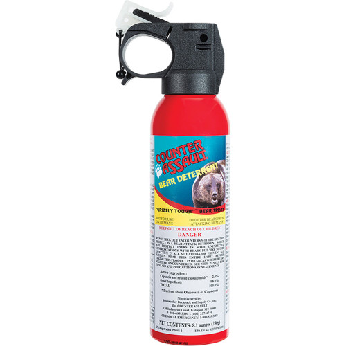Bear Spray - 8.1 oz