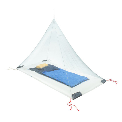 Outdoor Net with Insect Shield - Single