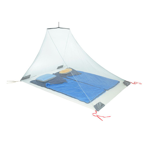 Outdoor Net with Insect Shield - Double