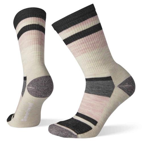 Hike Striped Light Crew Socks - Women's (Fall 2020)