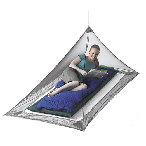 Nano Mosquito Pyramid Net Insect Shield - Single