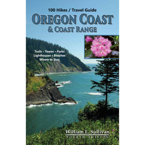 100 Hikes/Travel Guide Oregon Coast & Coast Range