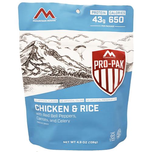 Chicken & Rice - Pro-Pak