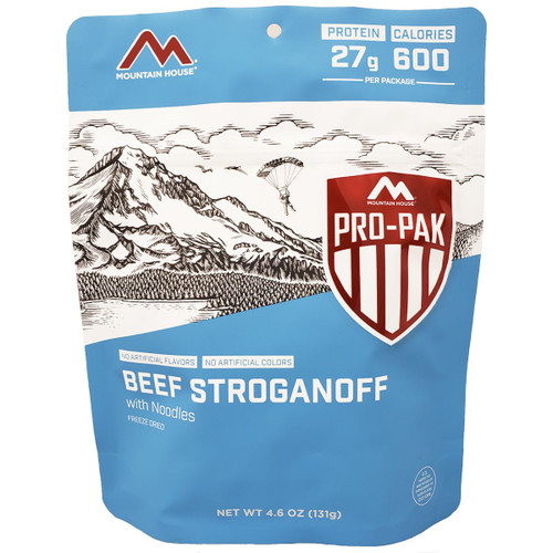 Beef Stroganoff - Pro-Pak