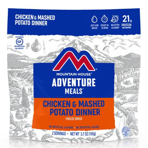 Chicken & Mashed Potato Dinner