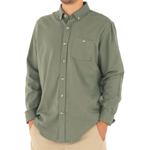 Bamboo Flannel Button Up - Men's (Fall 2020)