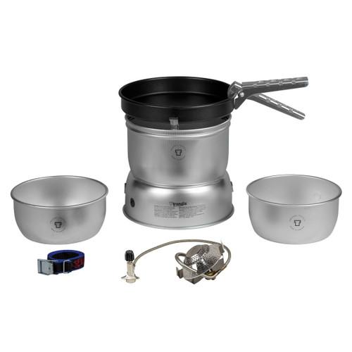 27-3 UL Stove Kit with Gas Burner
