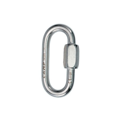 Oval Quick Link - Plated Steel