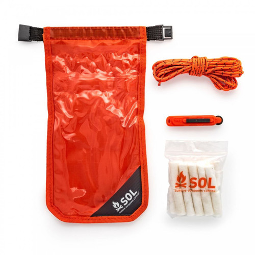 SOL Fire Lite Kit in Dry Bag