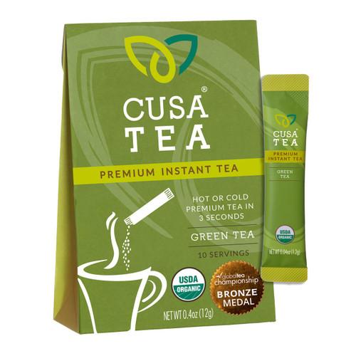 Organic Green Instant Tea