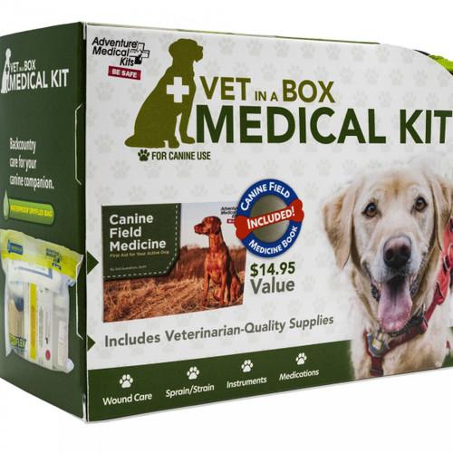 Adventure Dog Vet-in-a-Box