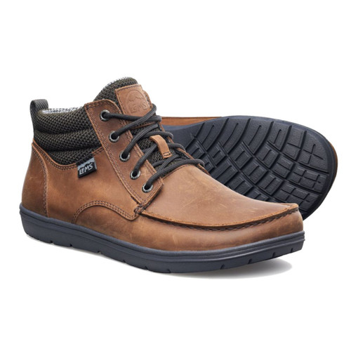 Boulder Boot Mid Leather