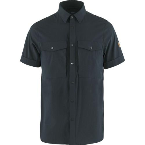 Abisko Trekking Shirt SS - Men's