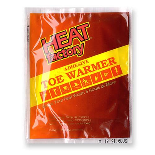 Adhesive Toe Warmer - Pair
